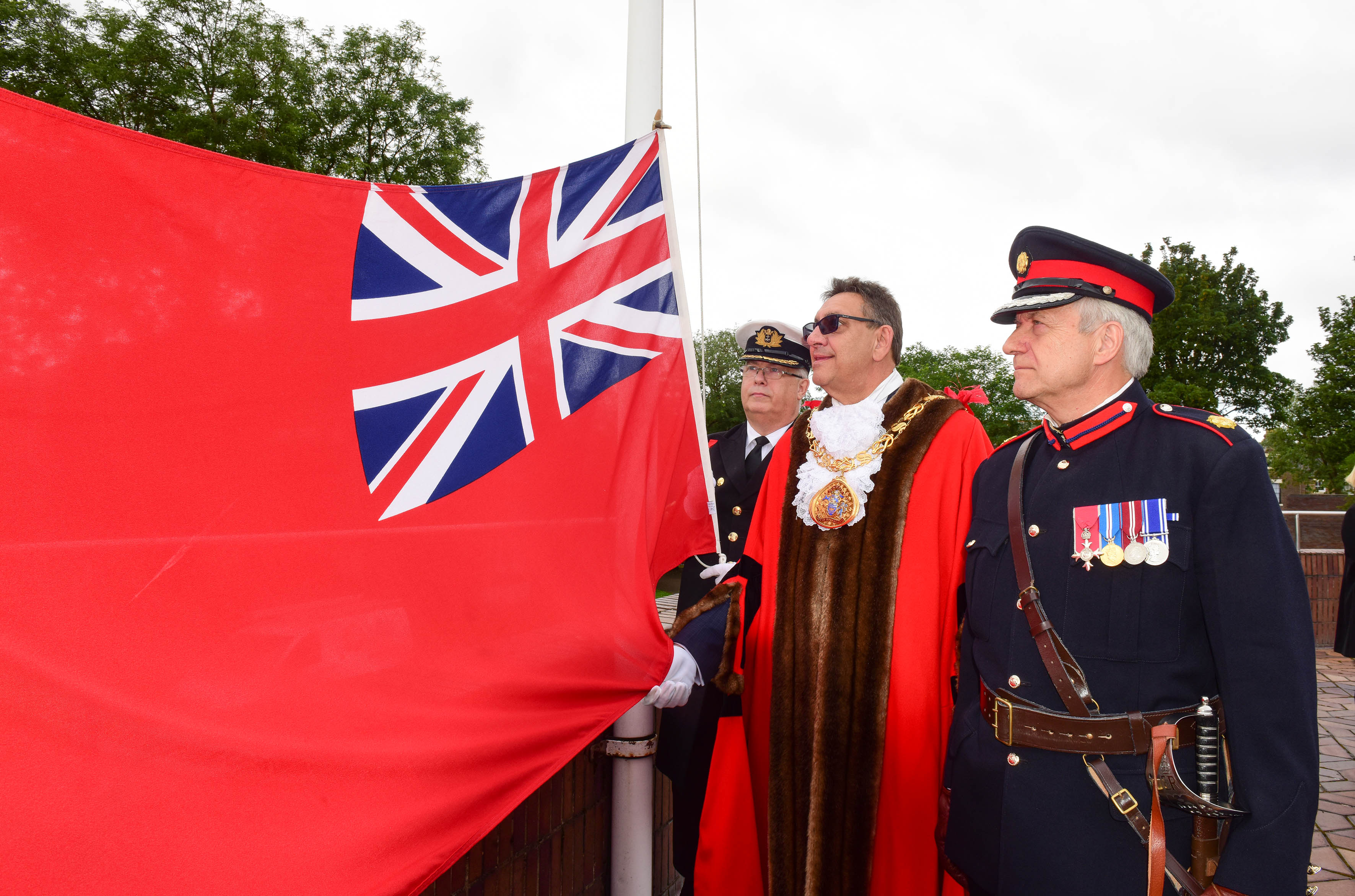 Red Ensign Day