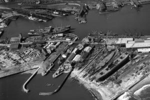 Port of Sunderland history