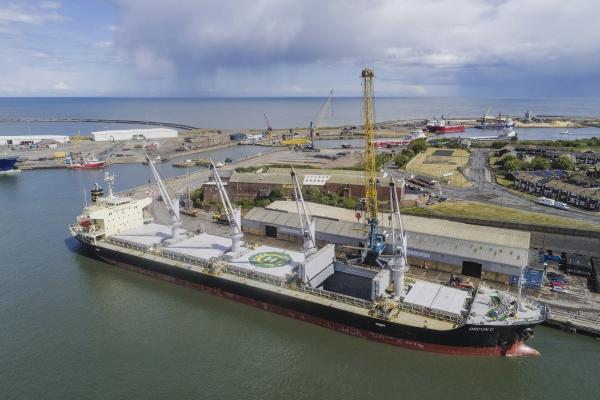 Orcun C Bulk Carrier