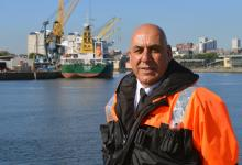 Captain Ullah Harbour Master at Port of Sunderland